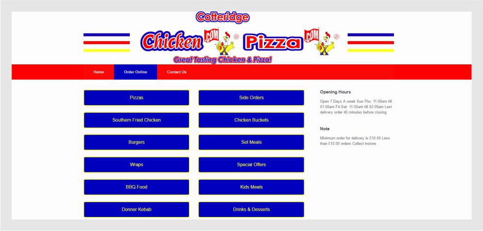 Chicken.com - Cotteridge