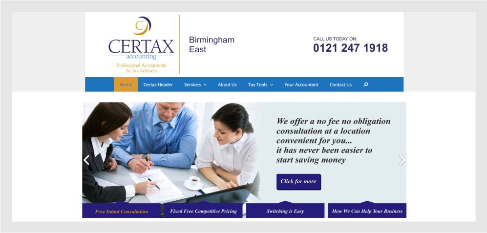 Certax Accounting - Birmingham East