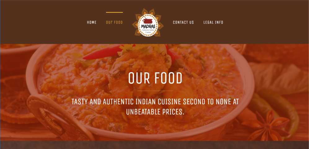 Madras Authentic Cuisine - Birmingham